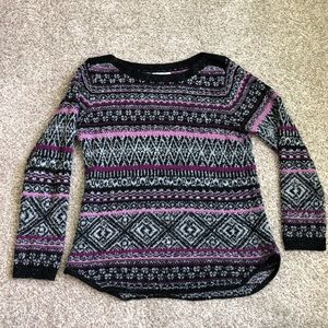 Vintage Northern Reflections Wool Blend Sweater